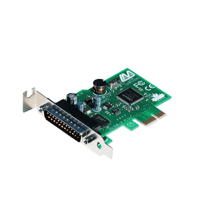 Adaptoare PCI Express la Port Paralel tata