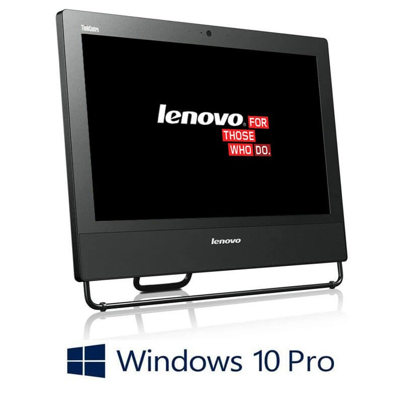 All-in-One Refurbished Lenovo ThinkCentre M73z, i5-4460s, Webcam, Win 10 Pro