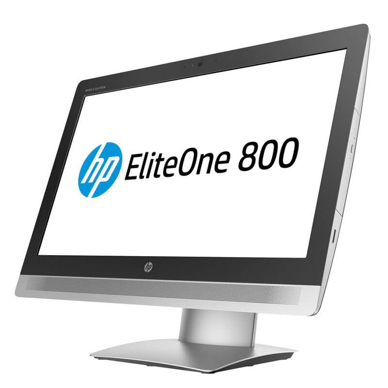 All-in-One Touchscreen second hand HP EliteOne 800 G2, Quad Core i5-6500, 23