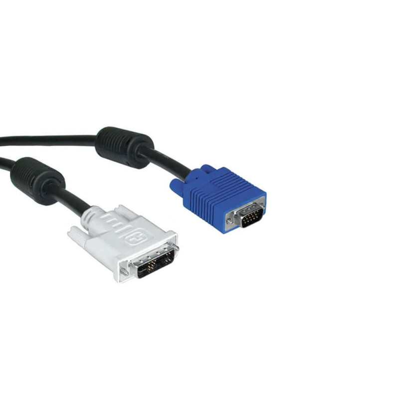 Cablu VGA la DVI-I Single Link