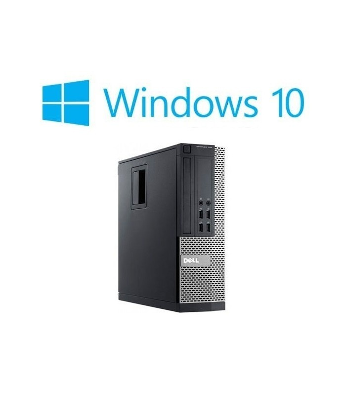 Calculatoare Refurbished Dell OptiPlex 3010 SFF, i5-3470, Windows 10 Home
