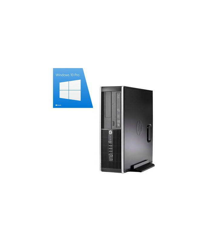Calculatoare Refurbished HP Pro 6305 SFF, AMD A4-5300B, Win 10Pro