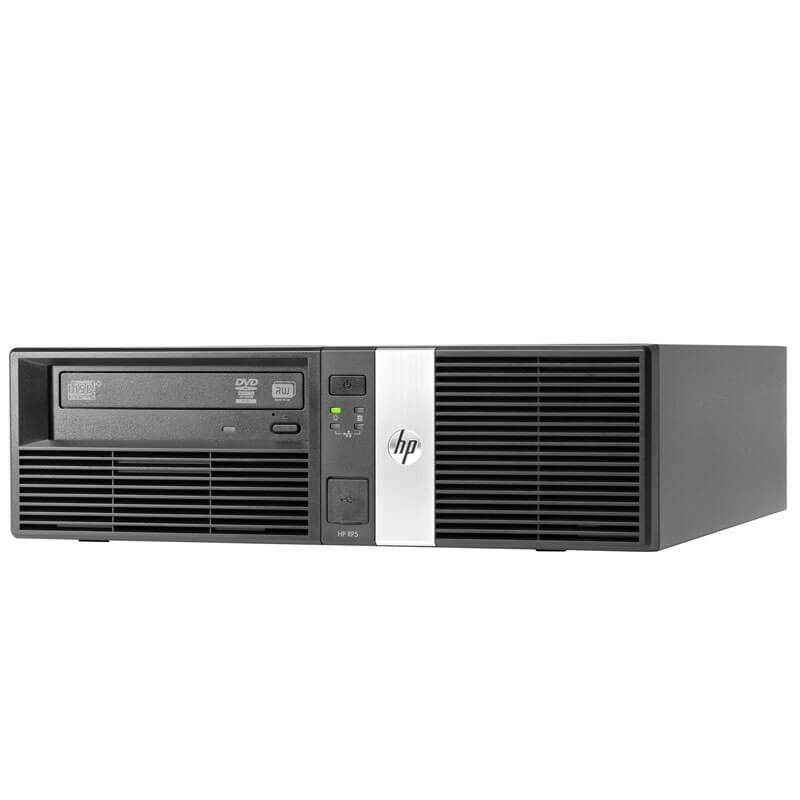 Calculatoare SH HP RP5 5810 Retail System, Quad Core i5-4570