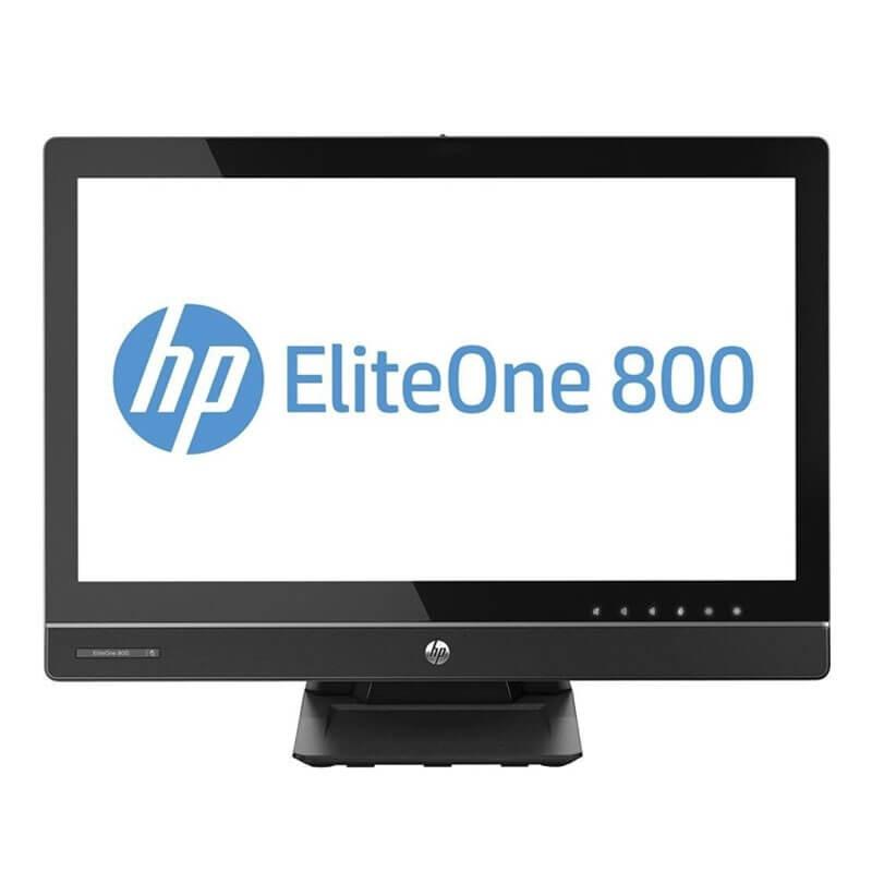 Calculator All-in-One SH HP EliteOne 800 G1, Quad Core i5-4690T