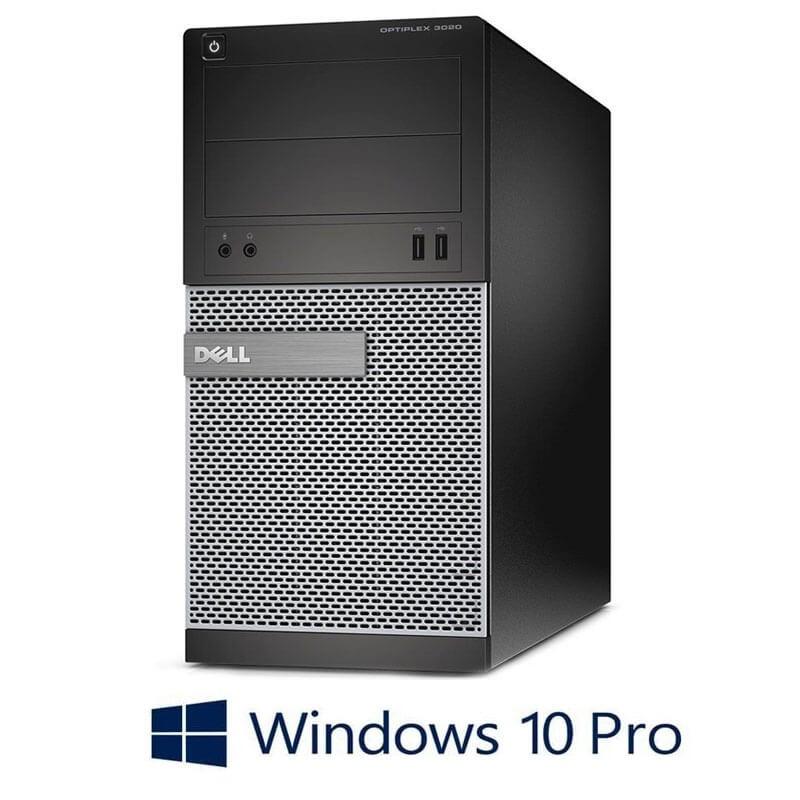 Calculator Dell OptiPlex 3020 MT, Intel Core i3-4130, Win 10 Pro