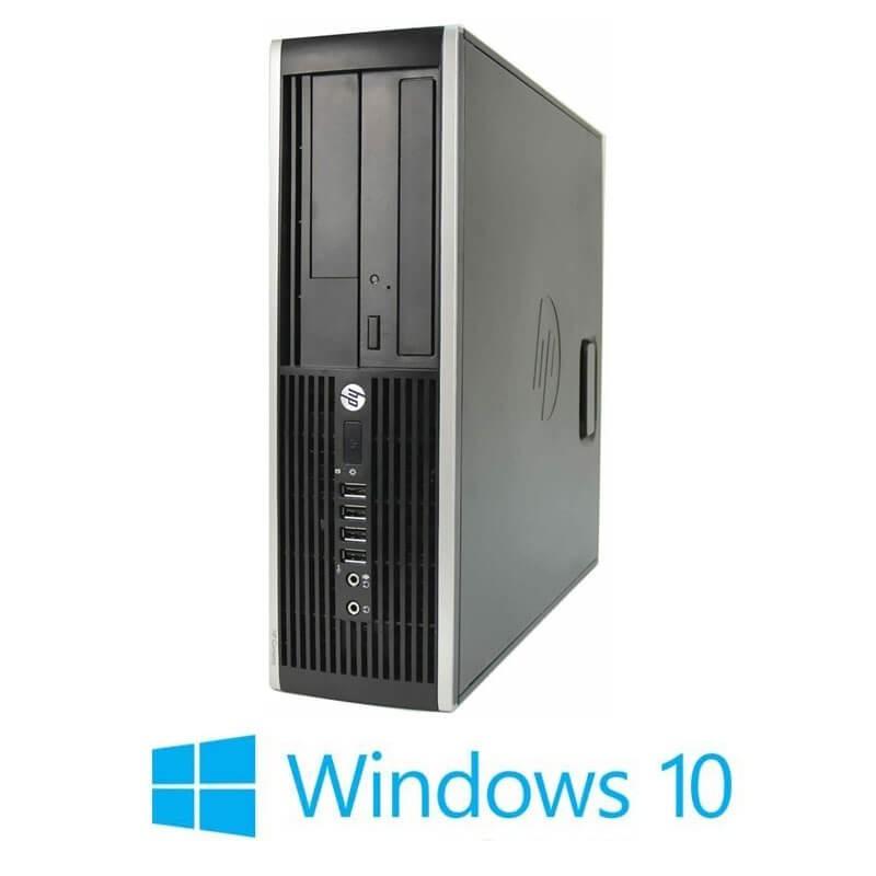 Calculator HP Compaq 8200 Elite SFF, Intel Core i3-2120, Windows 10 Home