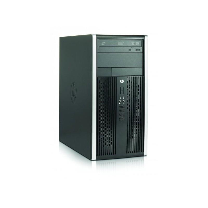 Calculator second hand HP Compaq 6300 Pro MT, Quad Core i5-3470 Gen 3, 8GB DDR3