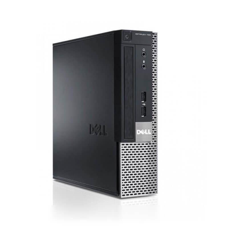 Calculator SH Dell OptiPlex 790 USFF, Intel i3-2100T, 128GB SSD