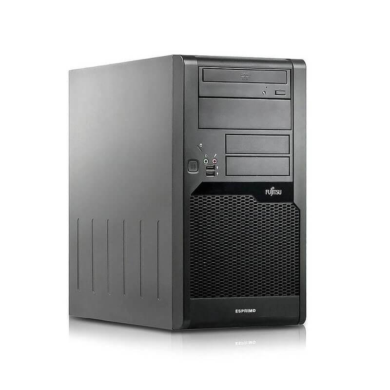 Calculator SH Fujitsu ESPRIMO P5730, Intel Core 2 Duo E7400