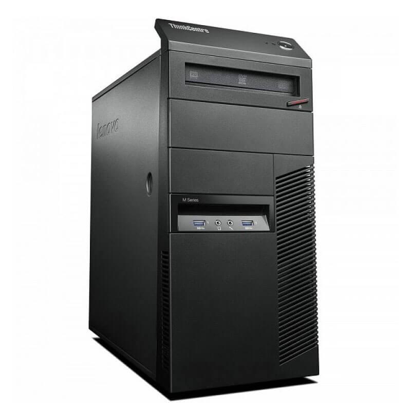 Calculator SH Lenovo ThinkCentre M83 MT, Intel Quad Core i7-4790K