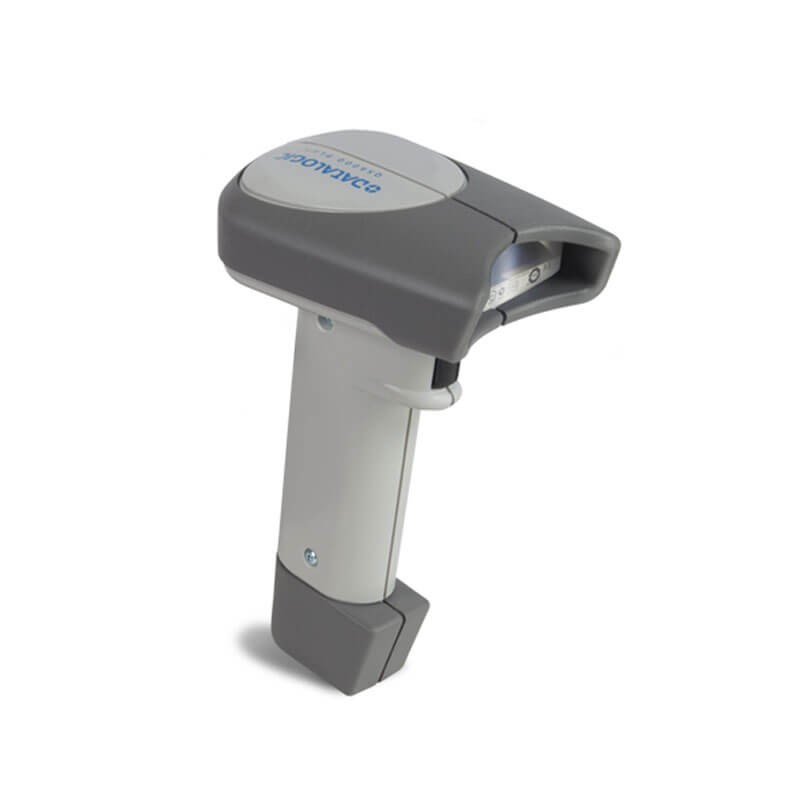 Cititor coduri de bare second hand PSC QS6000 Plus Albe + Cablu Powered USB