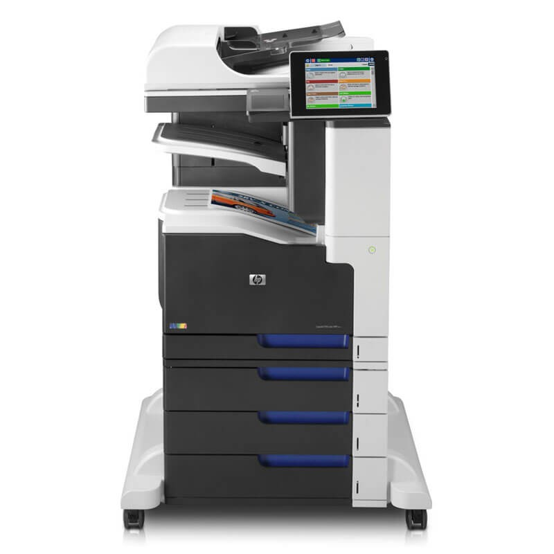 Copiator SH Color A3 HP LaserJet Enterprise 700 MFP M775