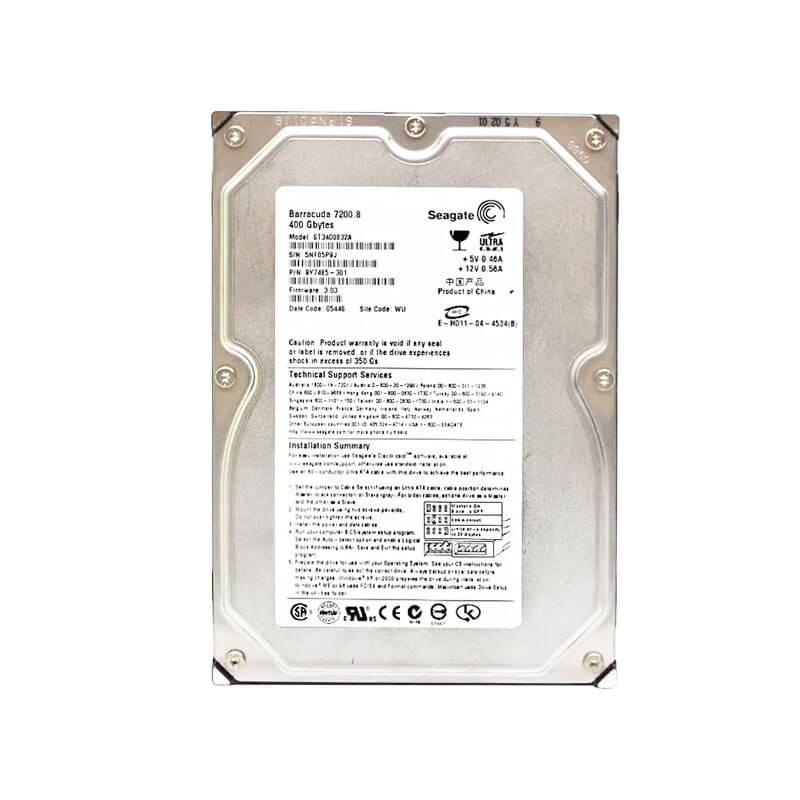 HDD 400GB SATA 3.5 inci, Diferite modele