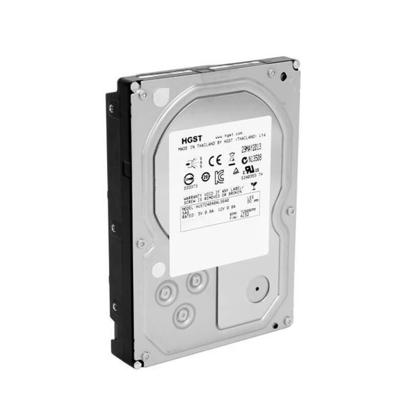 HDD Refurbished HGST HUS724030ALA640, 3TB SATA3 6Gb/s, 64Mb Cache