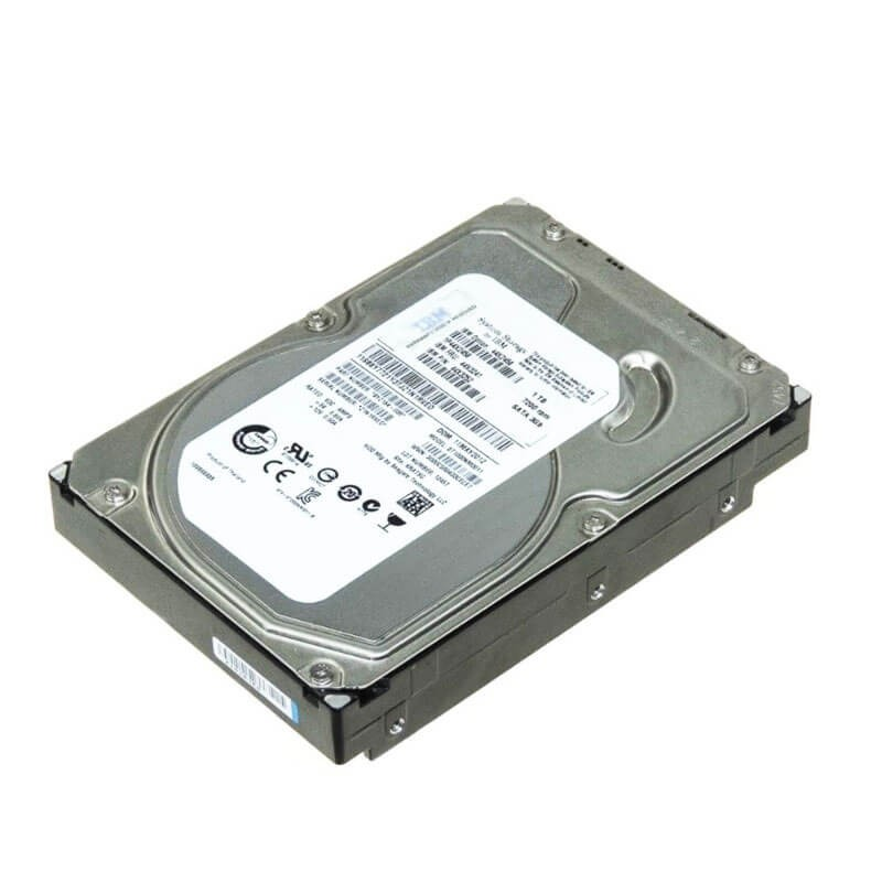HDD Refurbished IBM 99Y1167 2TB SAS 3.5