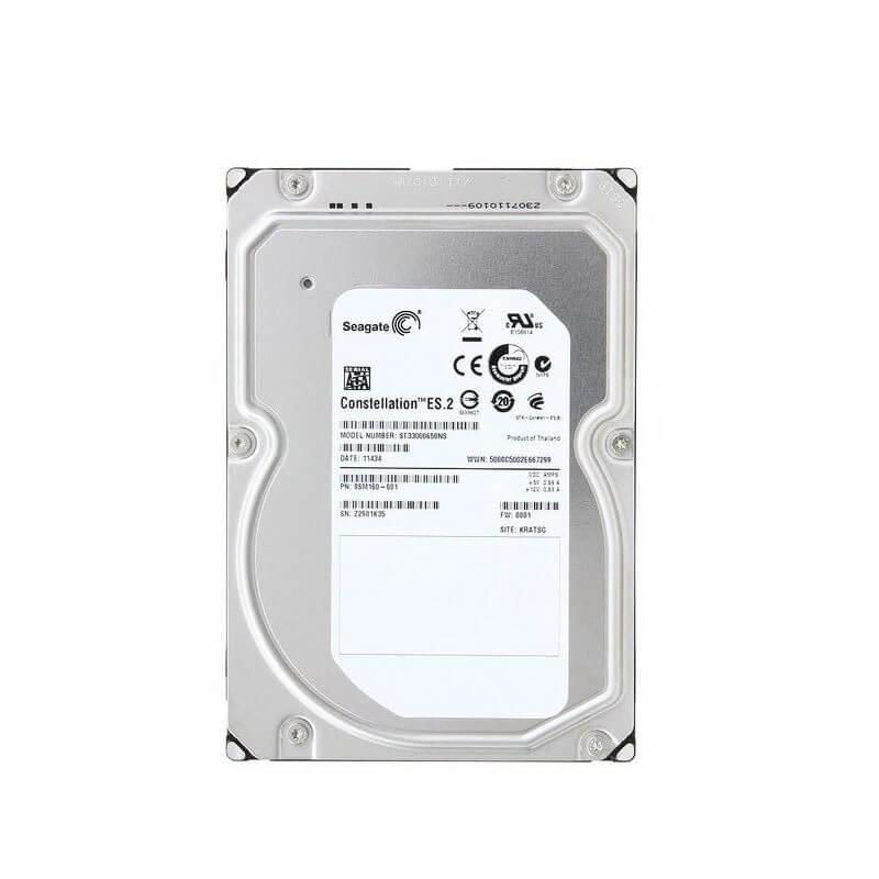 HDD Refurbished Seagate Constellation ES.2, 3TB SATA3 6Gb/s, 64Mb Cache