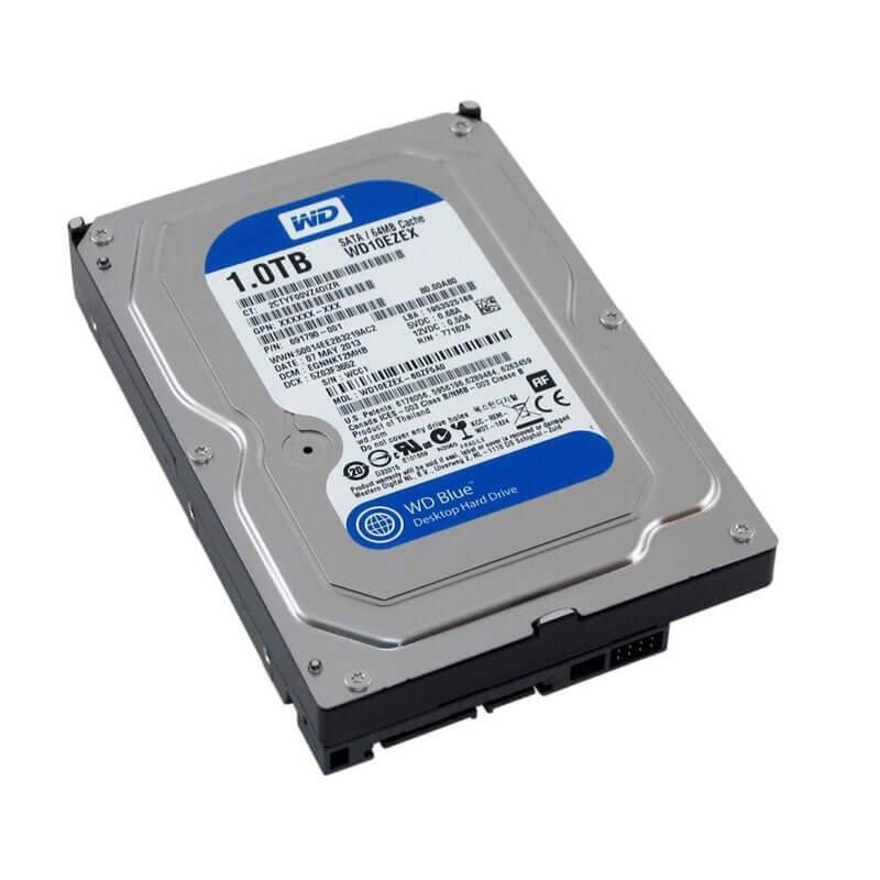 HDD Western Digital WD10EZEX, 1TB SATA3 6GB/S, 64Mb Cache