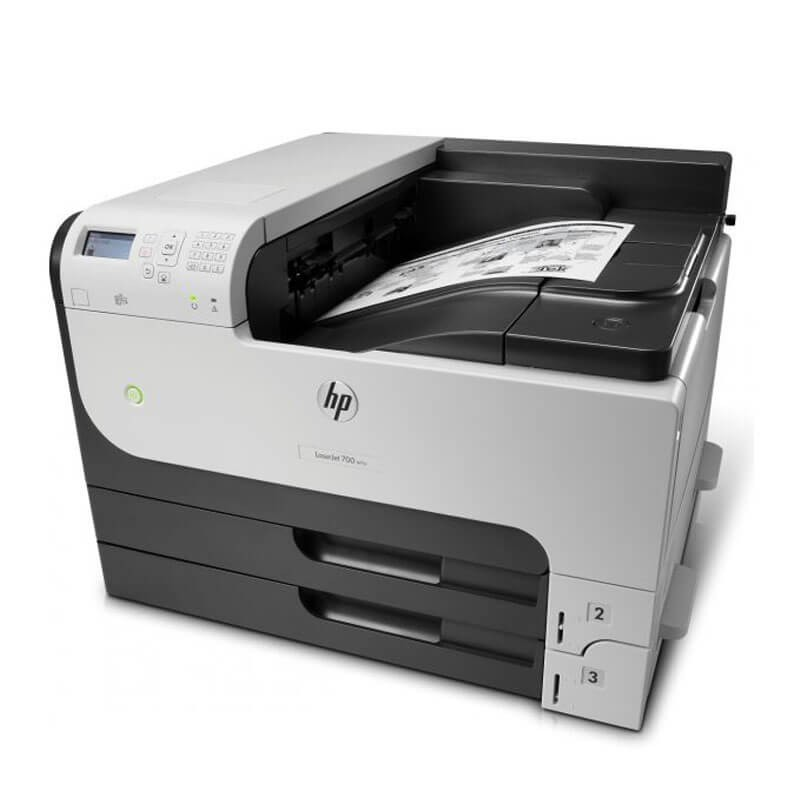 Imprimanta A3 Refurbished HP LaserJet Enterprise 700 M712dn