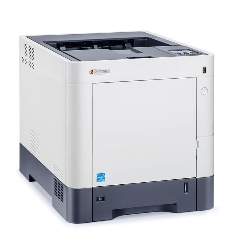 Imprimanta Laser Color Refurbished Kyocera ECOSYS P6130cdn