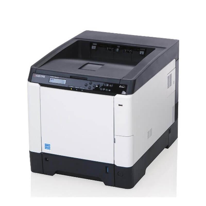 Imprimanta Laser Color SH Kyocera ECOSYS P6026cdn, Fara Cartuse