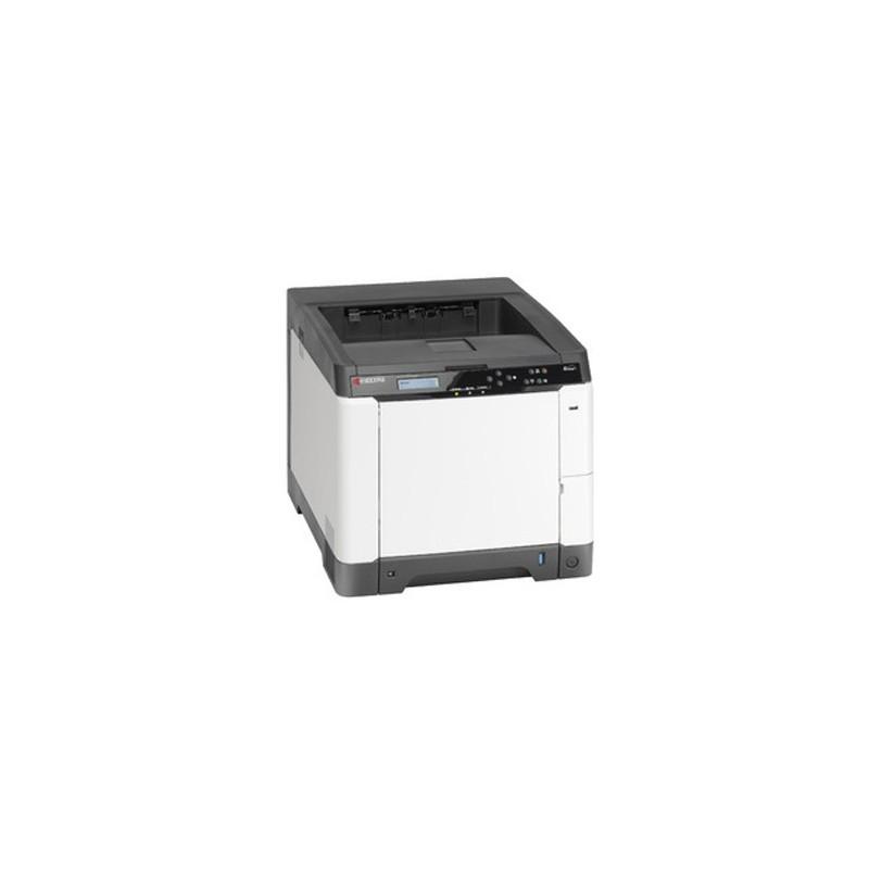 Imprimanta Laser Color SH Kyocera ECOSYS P6026cdn, Toner Full
