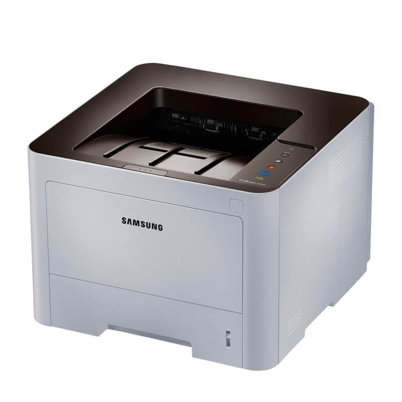 Imprimanta Laser Monocrom Samsung ProXpress M3820ND, Toner Full