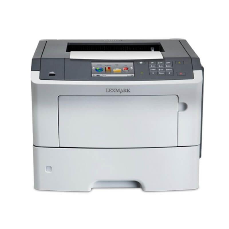 Imprimanta Laser SH Lexmark M3150, Duplex, Retea Gigabit