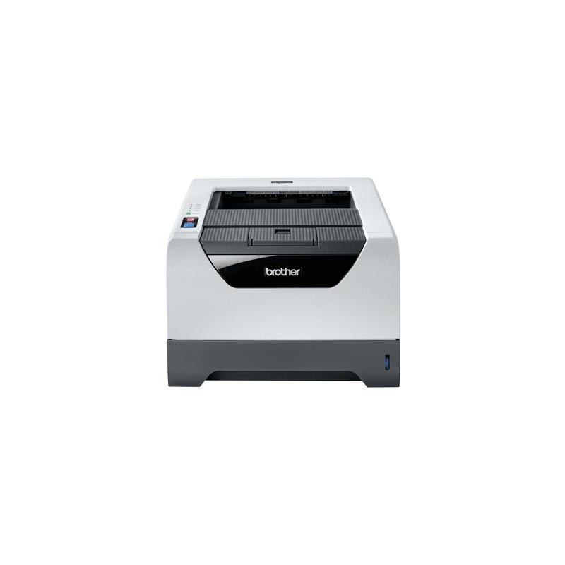 Imprimanta Refurbished Laser Monocrom Brother HL-5350DN, Toner full