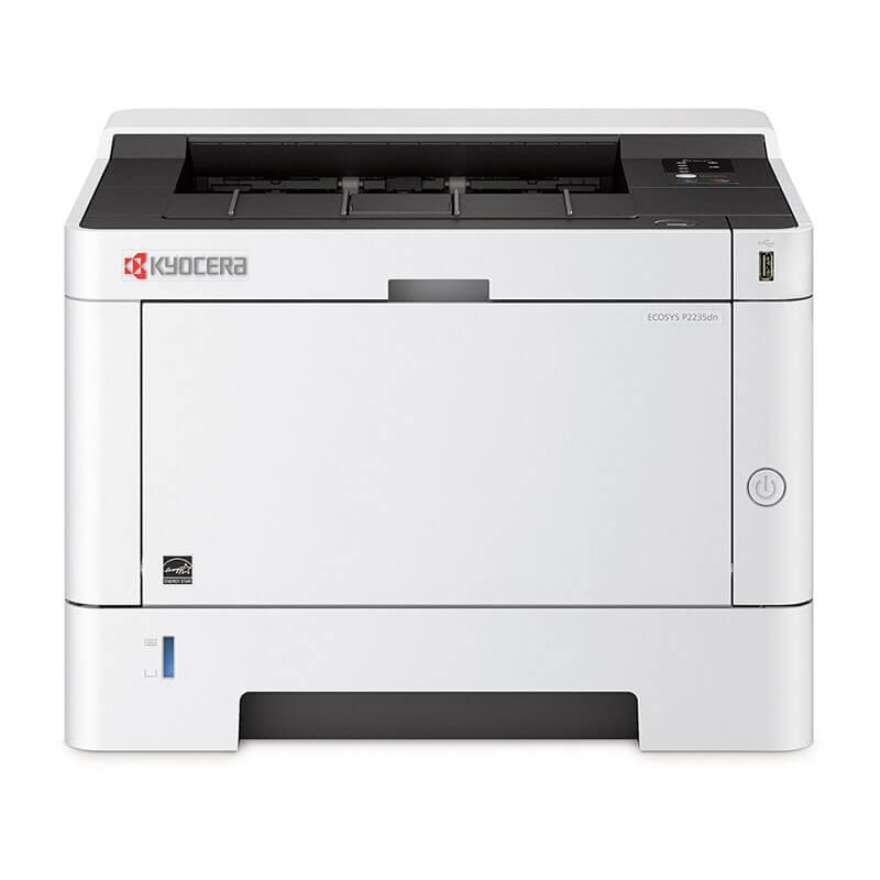 Imprimanta Refurbished Laser Monocrom Kyocera ECOSYS P2235dn