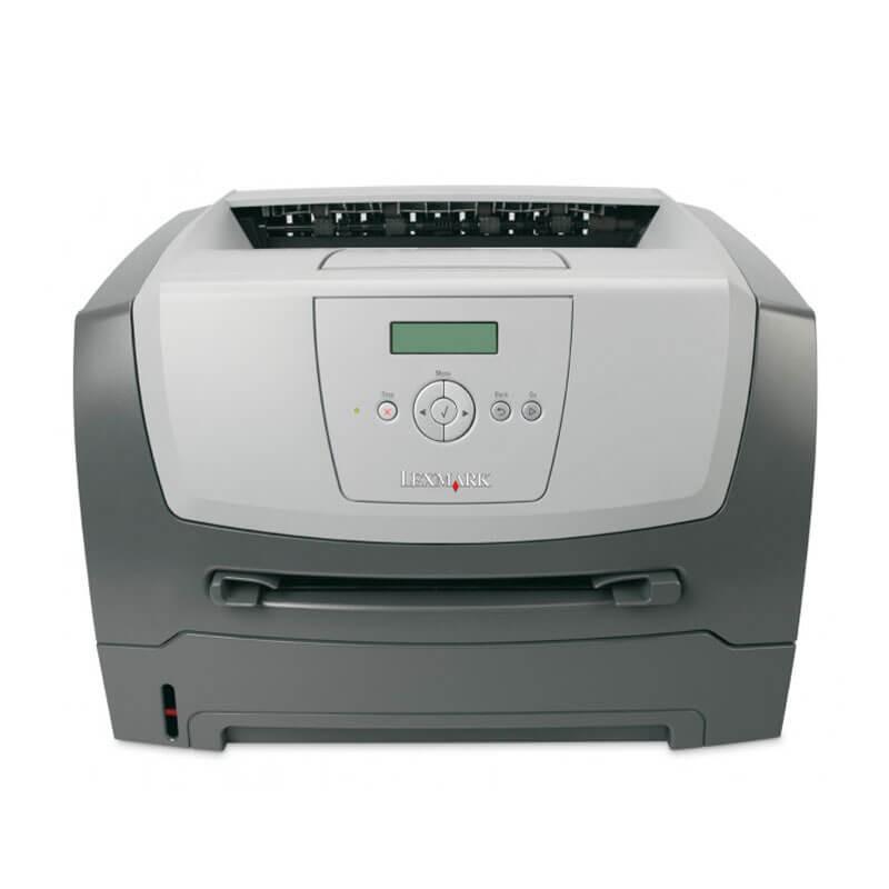 Imprimanta Refurbished Laser Monocrom Lexmark E352dn