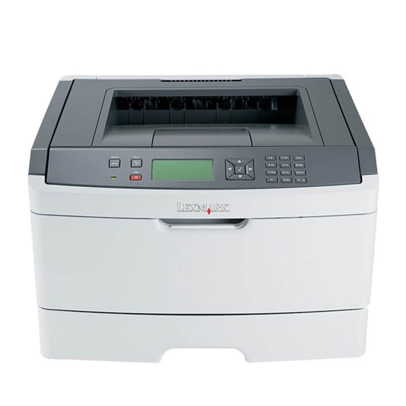 Imprimanta Refurbished Laser Monocrom Lexmark E460dn