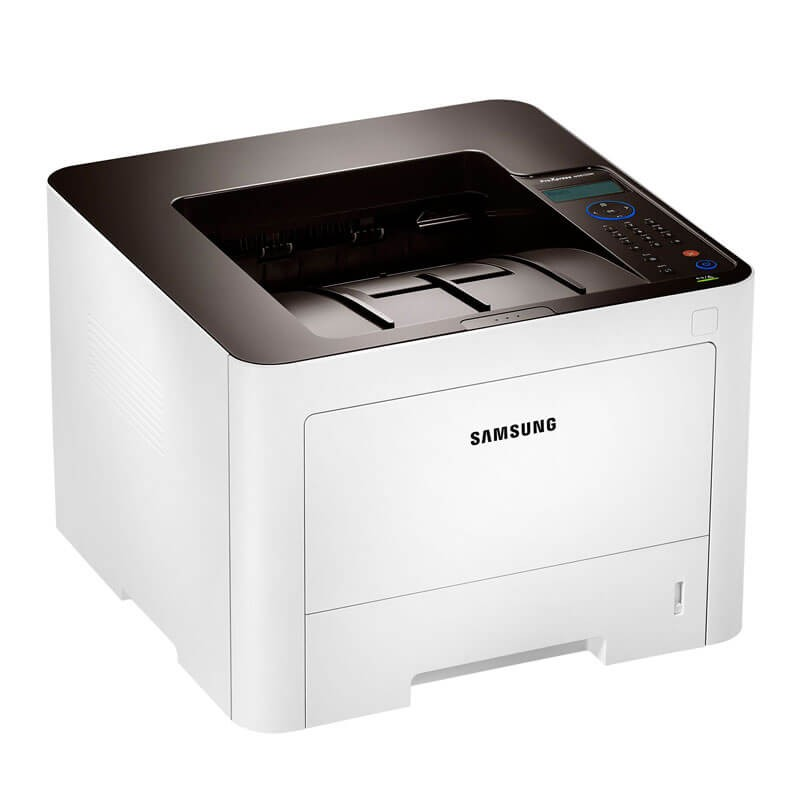 Imprimanta Refurbished Laser Samsung SL-M3825DW, Wireless, Toner Full