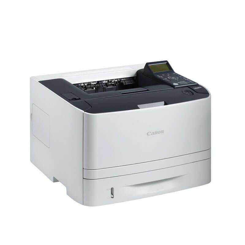 Imprimanta Refurbished Monocrom Canon i-SENSYS LBP6680x, Toner Full