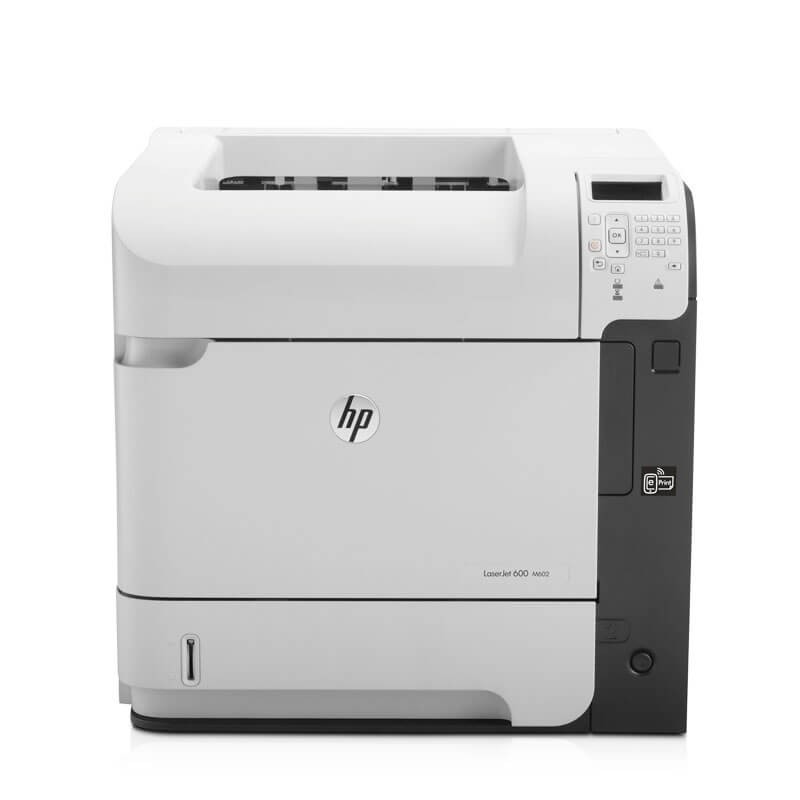 Imprimanta Refurbished Monocrom HP LaserJet Enterprise 600 M602n