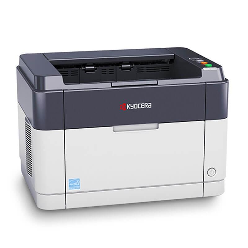 Imprimanta Refurbished Monocrom Kyocera ECOSYS FS-1061DN, Toner Full