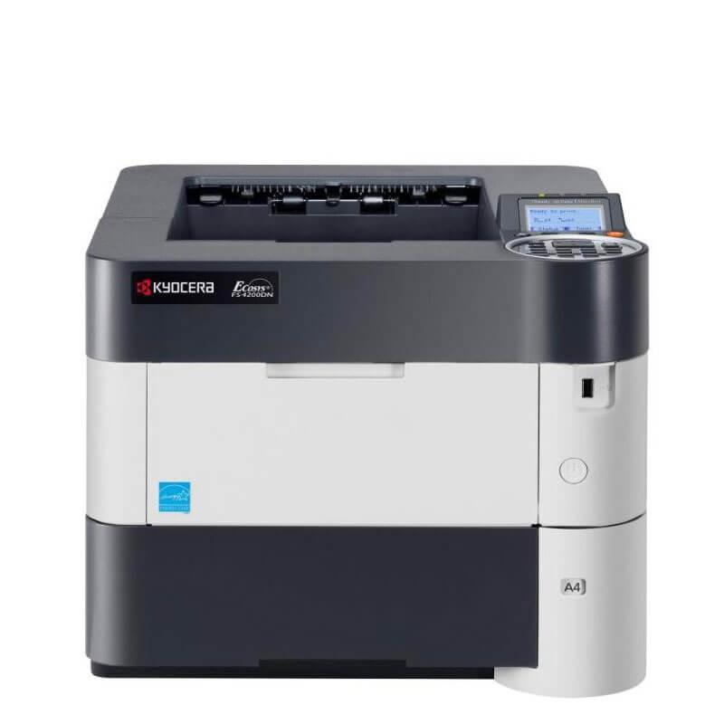 Imprimanta SH Laser Kyocera Ecosys FS-4200DN, Toner Full