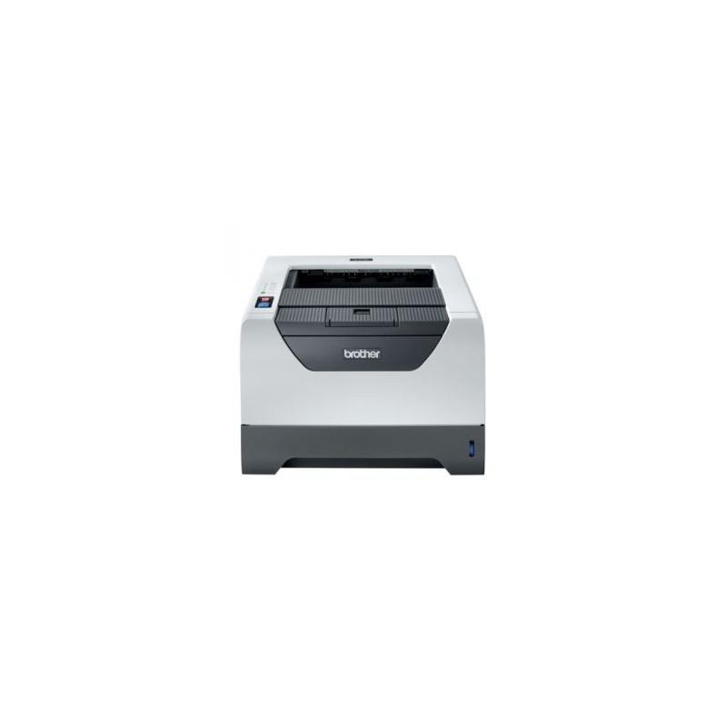 Imprimanta SH Laser Monocrom Brother HL-5340D, Cuptor reconditionat