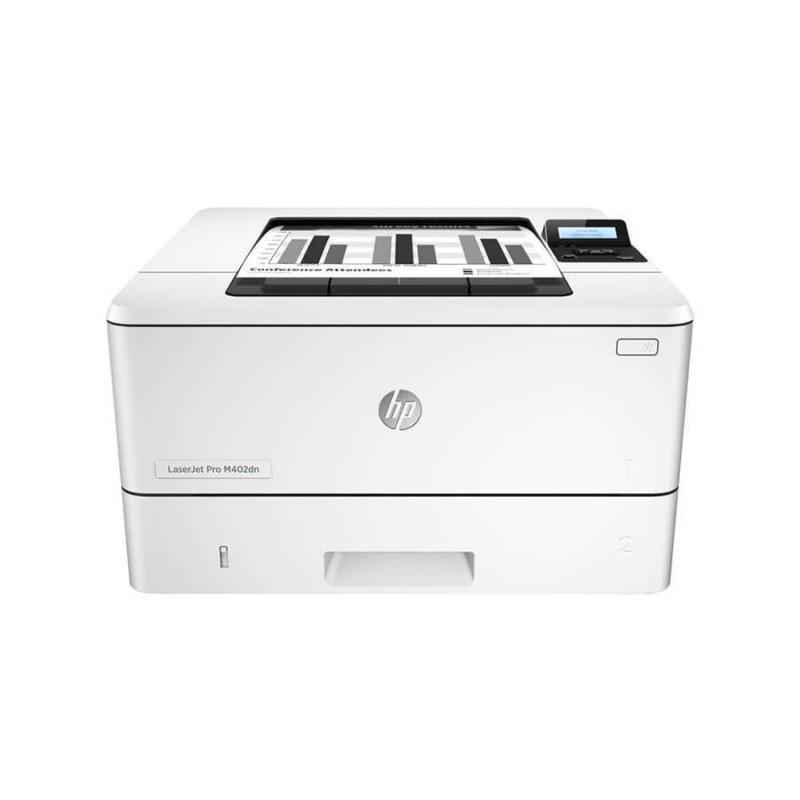 Imprimanta SH Laser Monocrom HP Laserjet M402dn, Toner Full