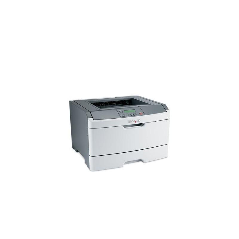 Imprimanta SH Laser Monocrom Lexmark E460dn, Toner Full
