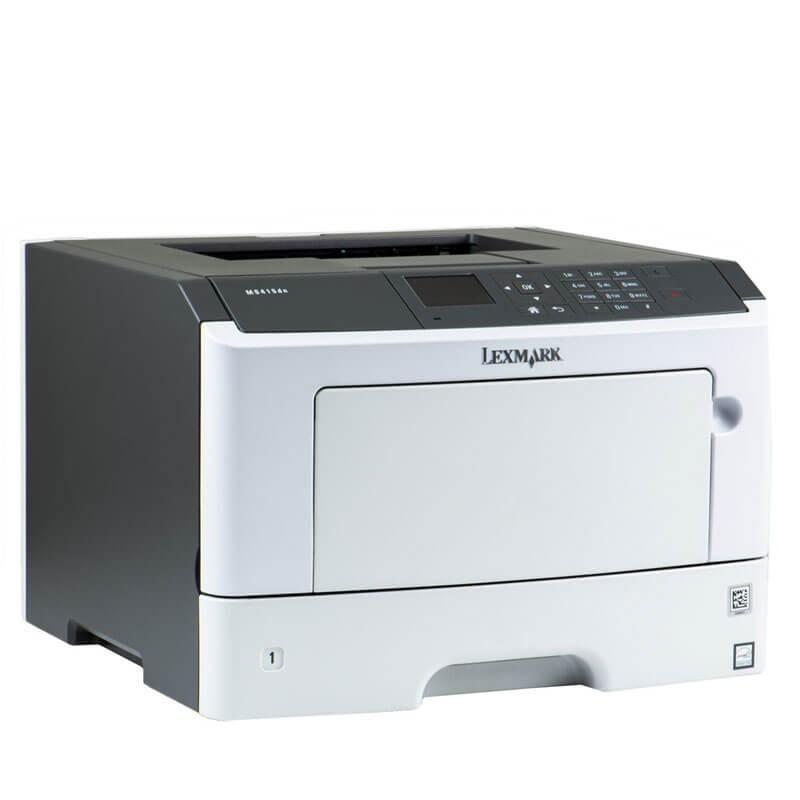 Imprimanta SH Laser Monocrom Lexmark MS510dn, Toner Full