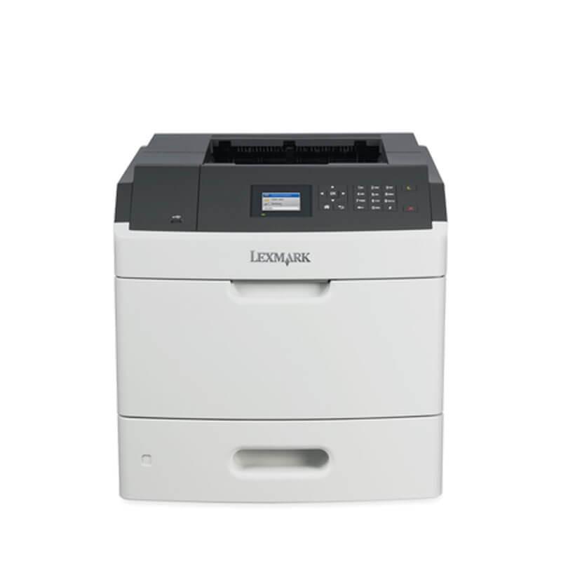Imprimanta SH Lexmark MS811dn, Duplex, Retea Gigabit, Toner Full