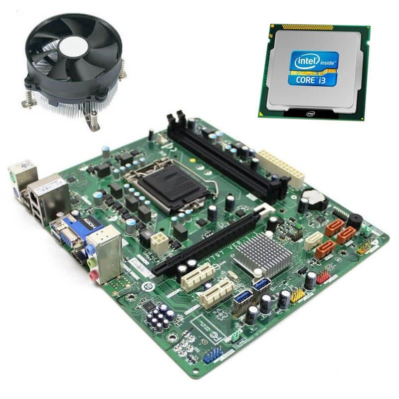 Kit Placi de baza Medion MS-7797, Intel Core i3-3220, Cooler
