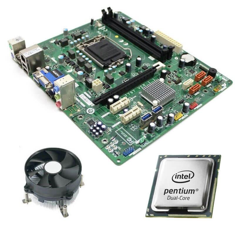 Kit Placi de baza Refurbished Medion MS-7797, Intel Dual Core G2120, Cooler