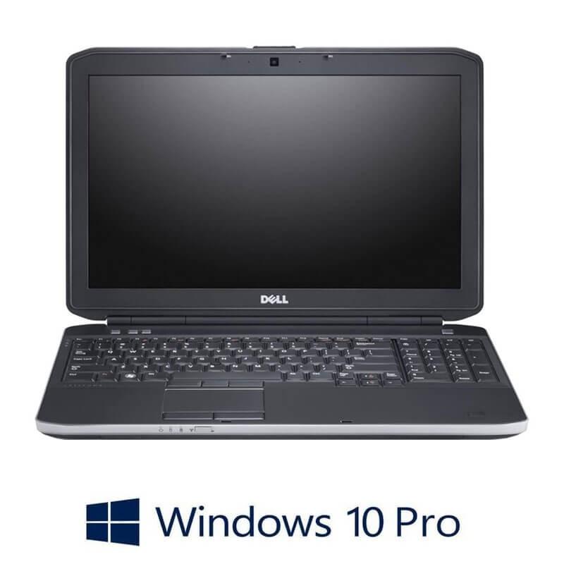 Laptop Refurbished Dell Latitude E5530, Intel i5-3210M, Full HD, Win 10 Pro