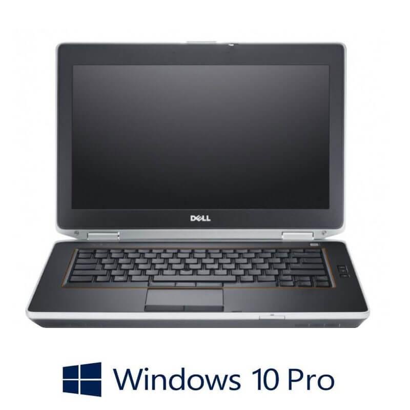 Laptop Refurbished Dell Latitude E6420, i5-2520M, Webcam, Win 10 Pro
