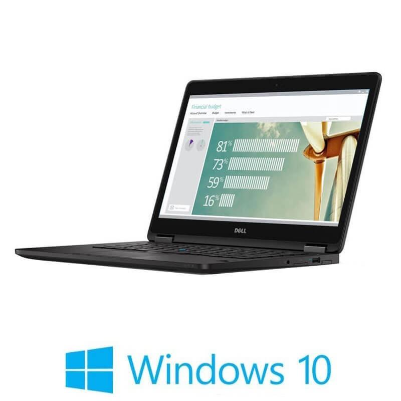 Laptop Refurbished Dell Latitude E7270, Core i5-6300U, 8GB DDR4, Win 10 Home