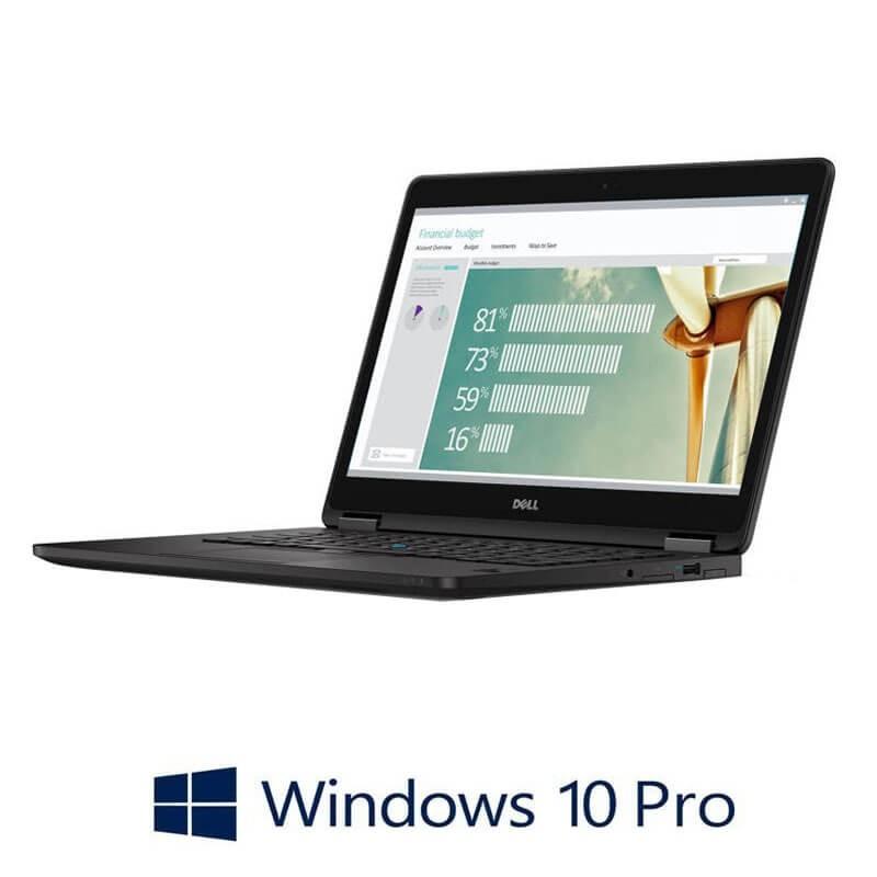 Laptop Refurbished Dell Latitude E7270, Core i5-6300U, 8GB DDR4, Win 10 Pro
