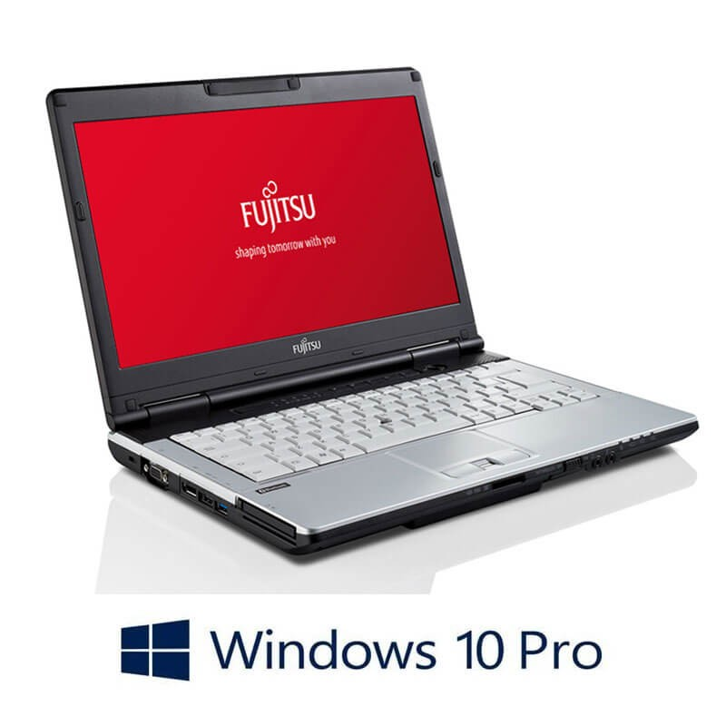 Laptop Refurbished Fujitsu LIFEBOOK S781, Core i5-2520M, Win 10 Pro