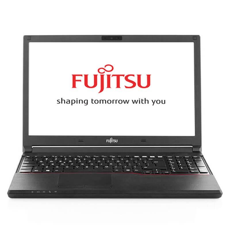 Laptop second hand Fujitsu LIFEBOOK A744/K, Intel Core i3-4000M, 15.6 inci, Webcam