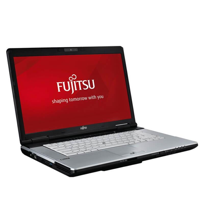 Laptop second hand Fujitsu LIFEBOOK S751, Intel Core i3-2350M, 120GB SSD NOU, Webcam